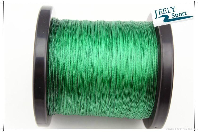 Saltwater spectra braided fishing line jy df 002 jeely for Braided fishing line for saltwater