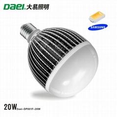 Dimmable LED Bulb 20W E27 36pcs Samsung 5630 SMD LED Chip