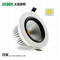 "Daei Brand 3"" LED Downlights 10W ceiling"