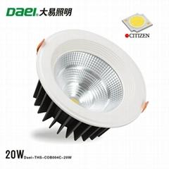 LED down light 20W spotlight ceiling light