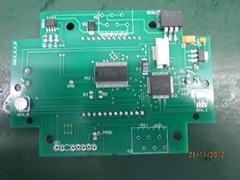 Handheld vacuum cleaner PCB