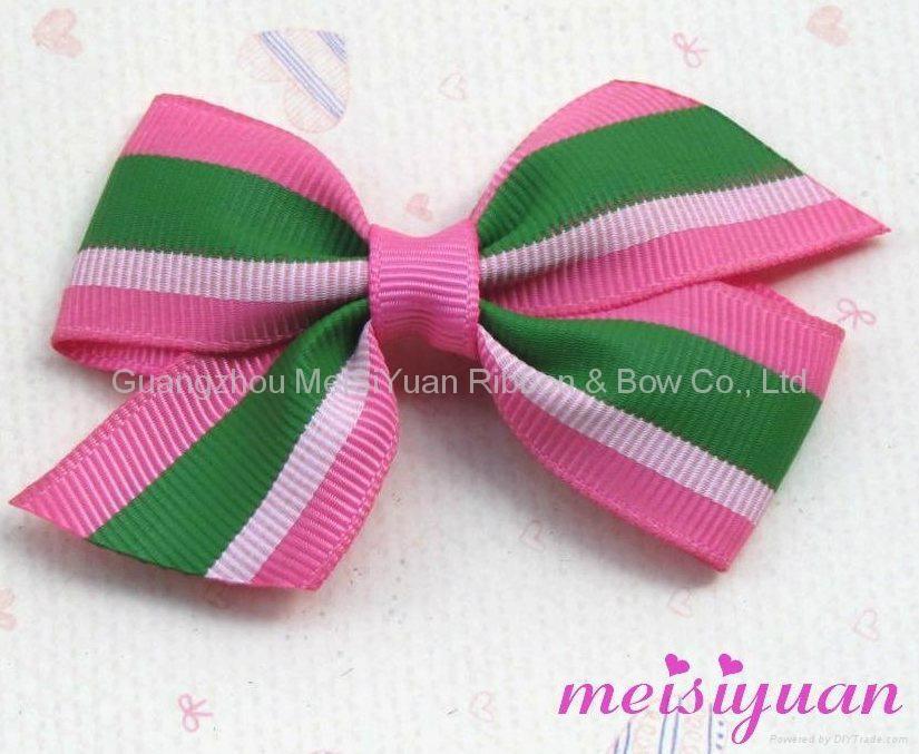 grosgrain hair bow baby hair bow 1