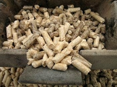 high quality 6mm pure pine bulk wood pellet