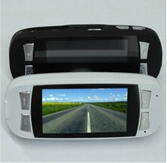 1080p  car dvr car camera car black box h264 5mp GPS option