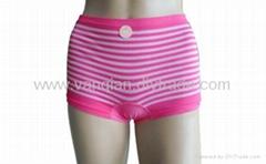 women's seamless panties boy short
