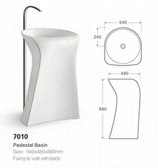 7010  Pedestal Basin
