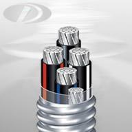 联锁铠装铝合金电力电缆