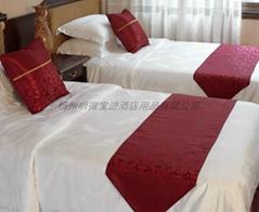 星级酒店床上用品四件套