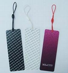 RFID UHF Clothing Tag Paper Tag
