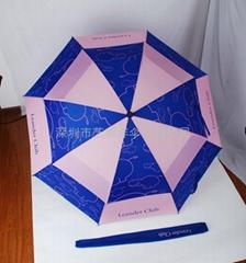 30寸*8K自動高爾夫傘