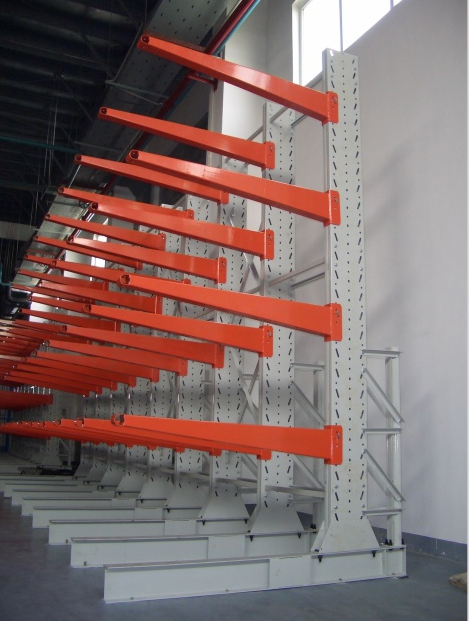 Cantilever Racking For Storage Long Goods Nd01 Victory