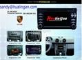 Car DVD player for Porsche
