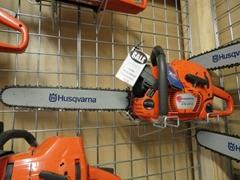 Husqvarna 576XPG Heated Handle 18 inch chainsaw