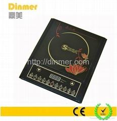 Most Pouplar Press Control Induction Cooker DM-B9