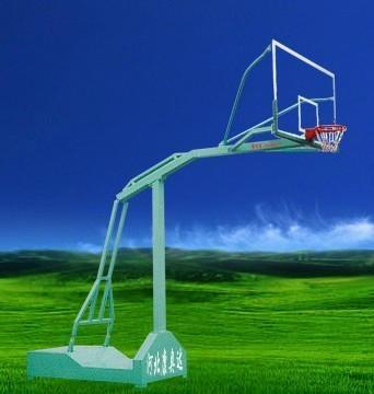 包箱式籃球架 1
