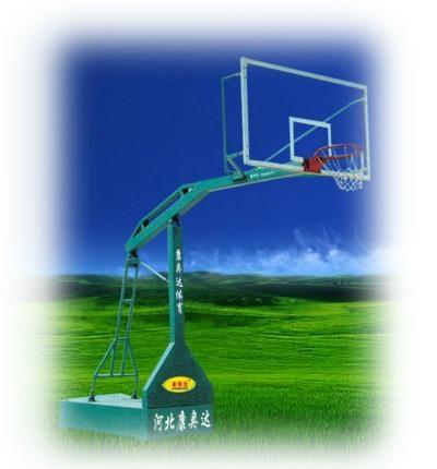 仿液壓籃球架 1
