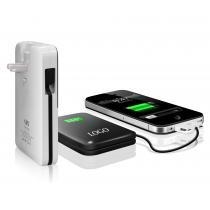 New 3000mAh AC adaptor extended mobile power bank for mobile phone
