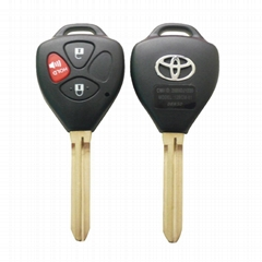 TOYOTA SHELL KEY