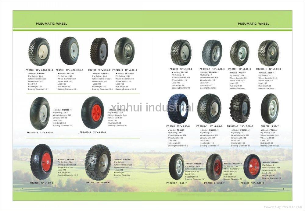 氣胎輪 5