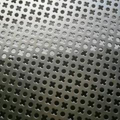圖案沖孔板