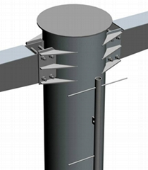 百合電力鋼管杆設計軟件