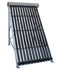 Heat pipe solar collector R5 (solar keymark)