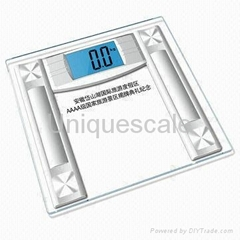 High Accuracy Digital Electronic Scale with 4.3-inch Extra  Cool Blue Back LCD