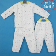 baby underclothes set, baby clothing,