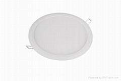 LED圓形平板筒燈