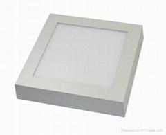 LED明裝平板筒燈180