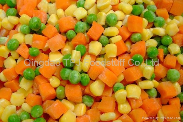 2013 Mixed vegetables with KOSHER,HALAL,BRC  2
