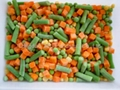 2013 Mixed vegetables with KOSHER,HALAL,BRC  4