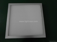 LED panel light 300*300mm 13W  surface mounted installation