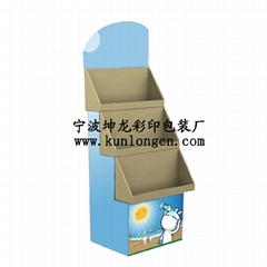 PDQ,point of sale cardboard display