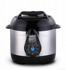 2L electric pressure cooker