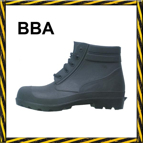 Ankle PVC safety boots 1