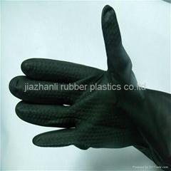 industrial work glove black