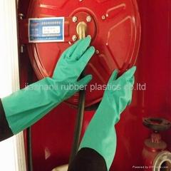nitrile industrial glove