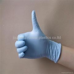 nitrile medical glove