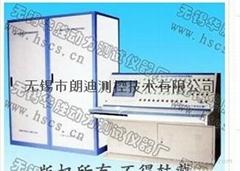 柴油发电机组性能测试控制台