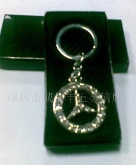 金属钥匙扣 1