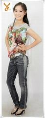 Sexy Lady Skinny Denim Jeans