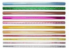 Wholesale Colored Wrap Holographic Wrap Foil