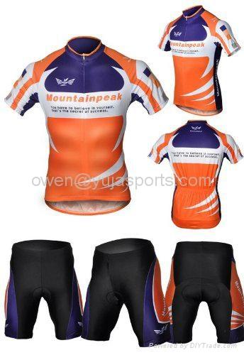 2013 Style Cycling Jersey Set Short-sleeved Jersey Tenacious Life/perspiration B 5