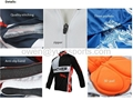 2013 Cycling Bicycle Bike Comfortable Outdoor Jersey Shorts Set 5