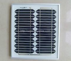 5W太阳能电池板
