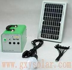 5W太阳能发电系统