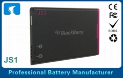 1450mAh 9320 Blackberry Battery Replacement JS1 For Compatible Mobile Phone