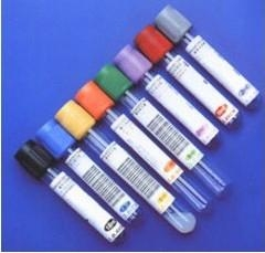 vacuum blood tube