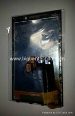 LCD screen LCD displayer for Blackberry Z10